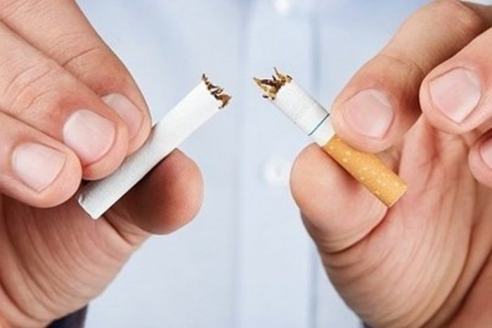Nič, ale fajčenie