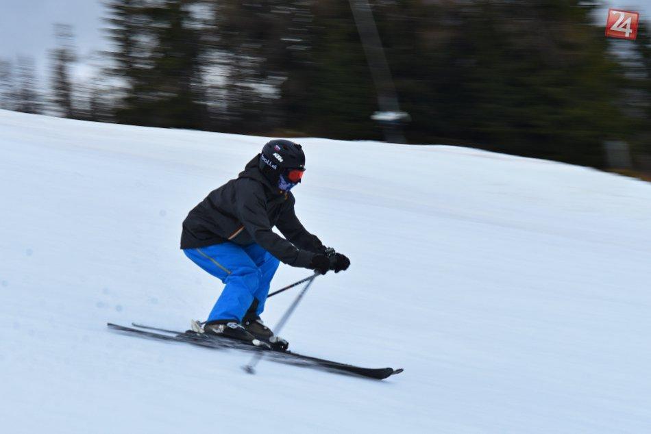 80b628cc7c8 Ilustračný obrázok k článku Adrenalínová výzva na neďalekom svahu  Trúfnite  si na lyžiarsky Home Run